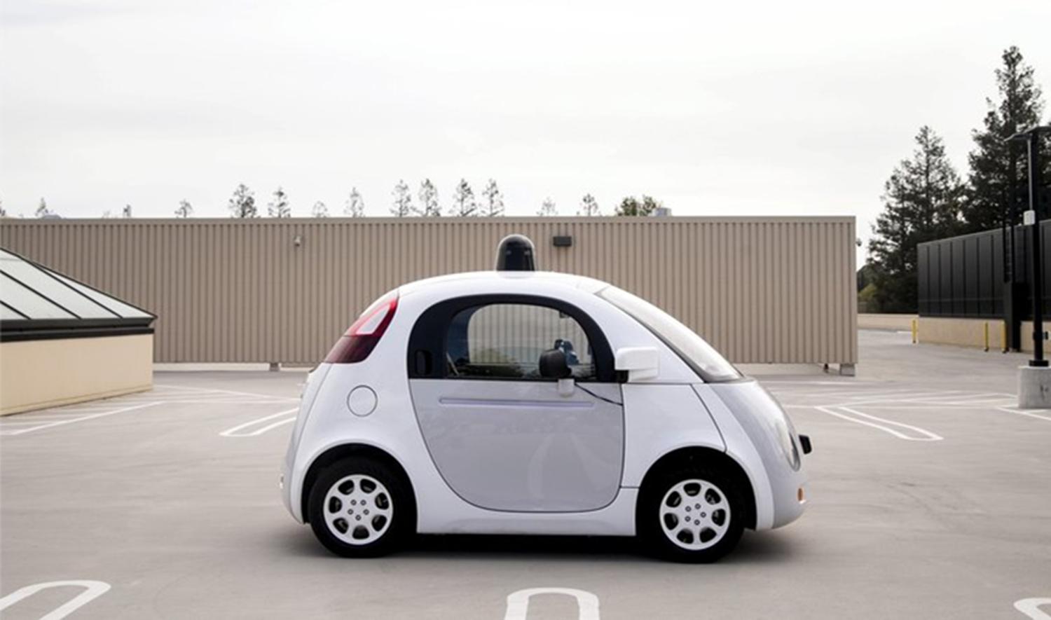 Google Car (Quelle: Google)